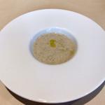 トラットリア キッコ - スープ