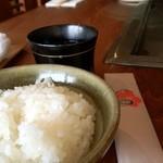 マザース オブ 鎌倉 - 御飯、赤だし