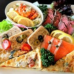 ウィステリア - 料理写真:宴会メニュー