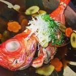 飲み喰い道楽 男魚魚 -