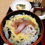117300951 - 鯛の胡麻味噌寿司