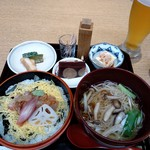 117300953 - 鯛の胡麻味噌寿司セット