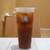 シンジキ - ドリンク写真:丸一つレモン(紅茶)