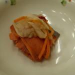117306322 - 1日目②(紅鮭飯寿司)