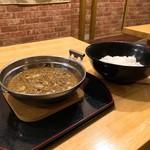 アンドレ貴島 - 味噌カレー