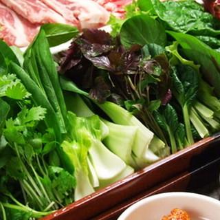 新鮮な野菜がなんと!無料!
