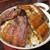 辻屋 - 料理写真:上丼 五切れ入り丼 肝吸い 漬物付き 3,250円(以下 税込)+ ごはん大盛り 150円 で、ご飯の量が800g程になるところを 600g程度の中盛にしてもらいました。      2019.10.05