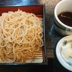吉祥庵 - ざる蕎麦中盛り