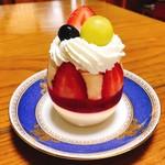 ストロベリーショートケーキ - アンサンブル
