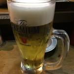 立呑み 魚椿 - 立飲みで450円はちょっと高いな。