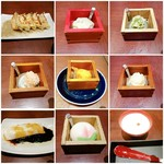 Sekainoyamuchan - 左上のすみが、幻の名古屋餃子です。