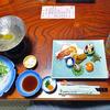 寺泊温泉 北新館 - 料理写真:夕食(はじめにセットされていた料理)