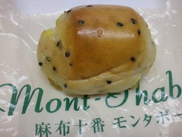 モンタボー 東京世田谷店 - 金時芋のプチパン 55円