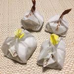 Kinchouensouhonke - 2種類の栗きんとん