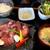 にく福 - 料理写真:牛タン塩炙り焼き定食