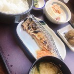 道の駅「信州蔦木宿」てのひら館 - 料理写真: