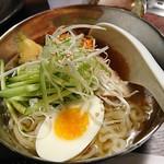 牛角 - 牛角冷麺ハーフ