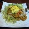ほたる - 料理写真:若鶏トマト丼