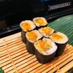 吉野寿司 - 北海道うに巻き