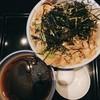 港屋2 - 料理写真:冷たい肉そば(1,000)