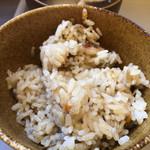 ベッセルホテル - 炊き込みご飯