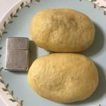 ロシアンカフェ プローシャチ - 料理写真:ピロシキ 1個=170円