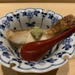 鮨 梅清 - ノドグロ
