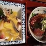 117327434 - 魚料理と刺身
