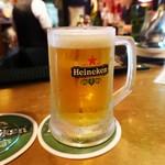 117328261 - ハイネケン 生ビール