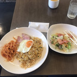 Town Cafe 林 - 料理写真: