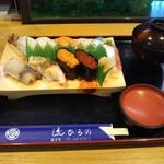 寿司 ひらの - 料理写真: