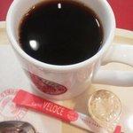 カフェベローチェ - ブレンドコーヒーM
