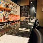 シャンパン食堂の洋食屋さん - 内観2
