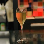 シャンパン食堂の洋食屋さん - 泡