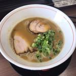 中華そば まる乃 - 料理写真:鶏骨中華そば(¥800)