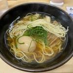 三谷製麺所 - ストレート細麺