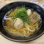 三谷製麺所 - らーめん