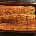 117339801 - 横山さんの鰻の鰻重