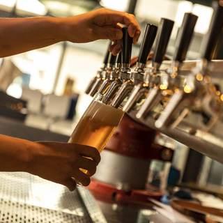 Nicklaus'オリジナル!醸造クラフトビールが味わえる