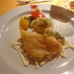 スペインクラブ銀座 - 魚料理