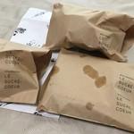 ル・シュクレクール - 3種類のパンを購入