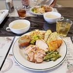 アクアフィオーレ - ぷちバイキング×2 2019.10.08