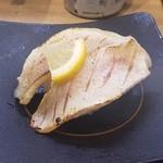 かっぱ寿司 - ひと皿限定天然のどぐろ塩炙り308円