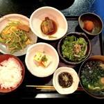 琉の介 - 限定10食 琉の介定食(900円)