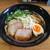 麺屋 千鳥 - 料理写真:千鳥ラーメン(700円)2019年10月