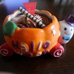 パティスリー ラプラス - 料理写真:チョコムース