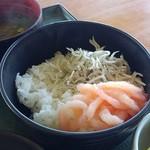 """自然食 バイキング ダグりの岬 - 料理写真:""""めしの友"""" が美味♪"""