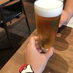 117347402 - ハートランドビール(500円) 14:00~18:00 ハッピーアワー