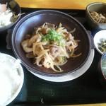 11735113 - 生姜焼き定食