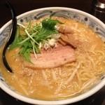 魚らん坂 - 味噌ラーメン